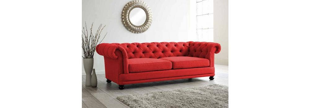 Launch of our Fabric Sofas