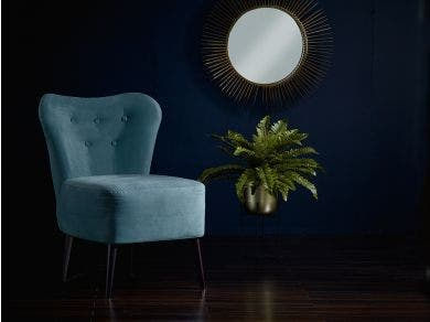 Arianna Chair with Buttoning