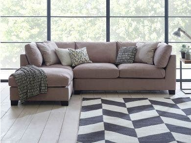 Isabelle 4 Seater Chaise Sectional