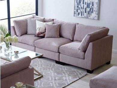 Isabelle Sofa Sectional Set