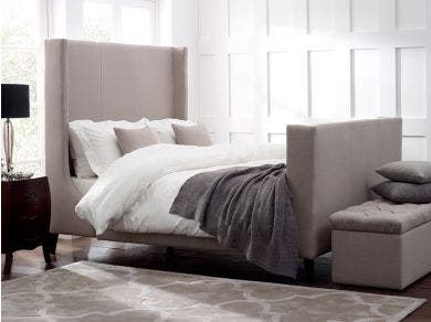 Newton Upholstered Bed