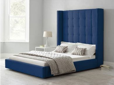 Arlo Bed - Superking (Regency Blue) with Guardsman IS